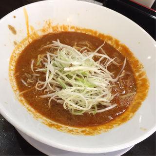 白胡麻タンタン麺