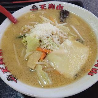 チーズ味噌ラーメン(ラーメン天狗山 総本家 )