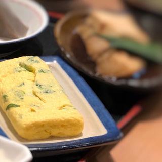 ねぎ玉焼き(ザめしや 伊丹南店 )