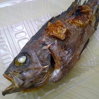 メバルの塩焼き(海鮮マルセン)