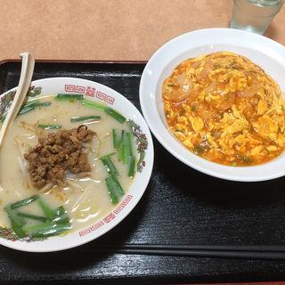 とんこつ台湾ラーメン(四季香 (シキコ))