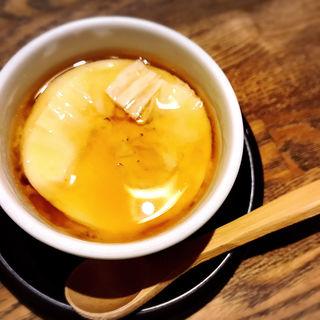 湯葉入り茶碗蒸し(水魚 (すいぎょ))