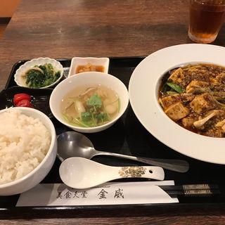 麻婆豆腐(美食天堂 金威 Kamui)