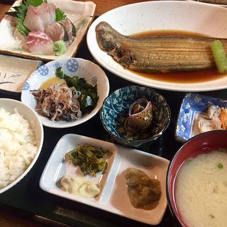 有明の幸定食(夜明茶屋 (ヤマヒラ))