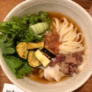 てんてこ流 冷麺(うどん屋てんてこ )