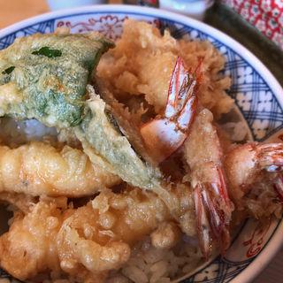 海老天丼(天すけ (てんすけ))