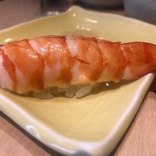 海老(江戸前 びっくり寿司 自由が丘1号店 (えどまえ びっくりずし))