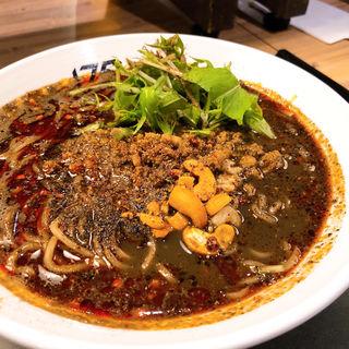 汁あり担々麺 黒ごま(175°DENO〜担担麺〜 本店)
