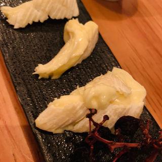チーズ盛り合わせ(ガリバルディ 根津 (galibardi))