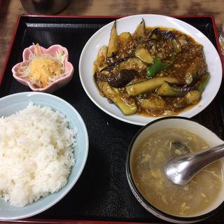 挽肉ナス炒め(寿楽 三号店 )