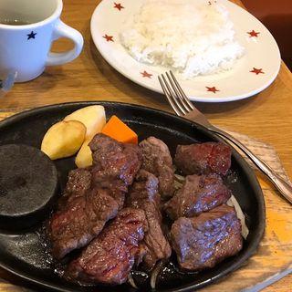 カットステーキ(ステーキのどん 狭山店 )