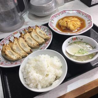 餃子ダブルセット(餃子の王将 東浦店 )
