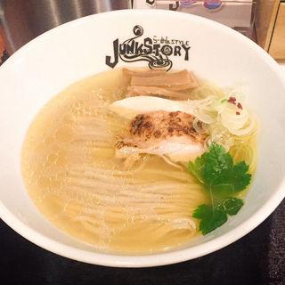 塩のキラメキ(らーめんstyle JUNK STORY (ラーメンスタイルジャンクストーリー))