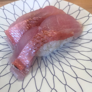 地金目鯛(スーパー回転寿司やまと 館山店 )