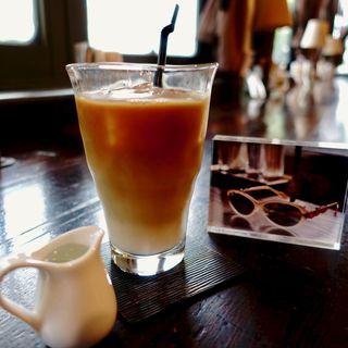 アイスカフェ・オ・レ(タジマコーヒー (TAJIMA COFFEE))