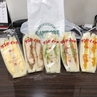 サンドイッチ(サンドーレ 阿佐ヶ谷南口店 )