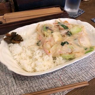 皿ごはん(茶房高円寺 )