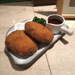 メンチカツ(馬肉料理専門さくら)