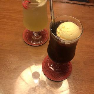 コーヒーフロート(アンクル 千代田店 )