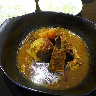 鍋焼スープカレー(王様のスプーン (オウサマノスプーン))
