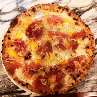 プロシュート エ マンゴー リモーネ(ピッツェリア エ トラットリア アーラ(Pizzeria e Trattoria A La))