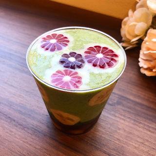 京都宇治抹茶(JTRRD cafe  kyoto)