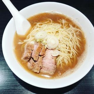 肉そば 中(自家製麺 伊藤 銀座店)