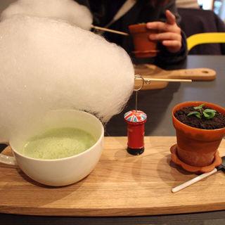 鉢植デザート(Alpha foods&drink (アルファ フードアンドドリンク))