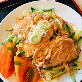 冷し棒棒鶏麺(飲茶料理 飛輝 (フェーフェー))