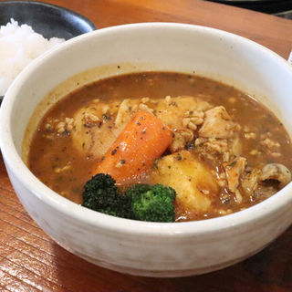 チキンスープカレー(かれー屋ひろし )