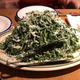 ケールのワイルドシーザーサラダ(We Are The Farm 渋谷)