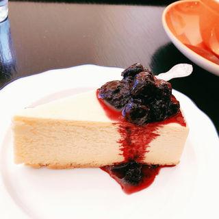 グルテンフリーチーズケーキ(パパジョンズ 本店 (PAPAJon's))