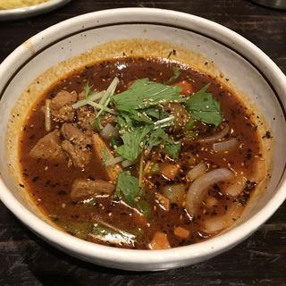 トマトスープ ポークカリー(札幌ドミニカ 銀座店 (DOMINICA))