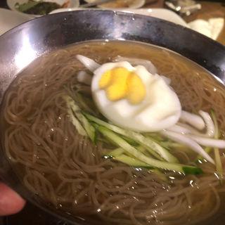 冷麺(やさい村大地 赤坂田町通り店 )