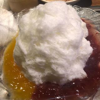 かき氷(やさい村大地 赤坂田町通り店 )