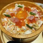 海鮮ひつま飯(特上)