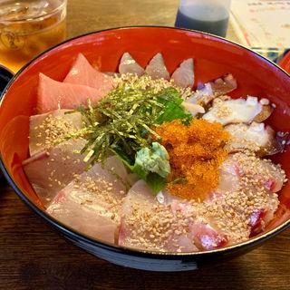 海鮮丼(麹屋 )