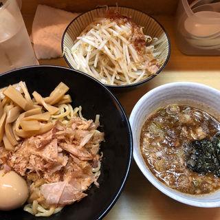 濃厚魚介つけ麺(笑福○わ)