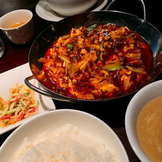 麻婆豆腐(過門香 銀座店)
