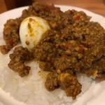 ひき肉・カレー キーマ(辛口より辛い)(チャナ )