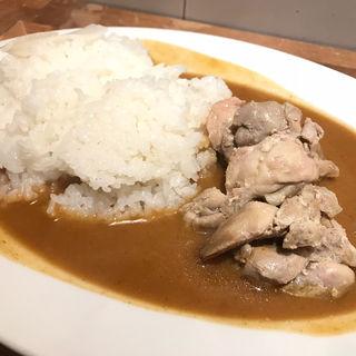 鶏カレー(牛たん ITADORI)