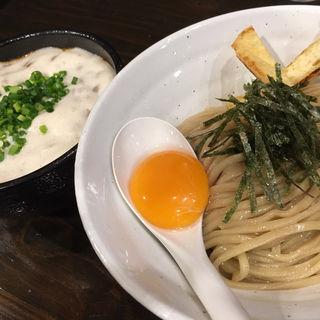 納豆カレーつけ麺(札幌 Fuji屋)