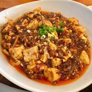四川麻婆豆腐ランチ定食(JASMINE憶江南 )