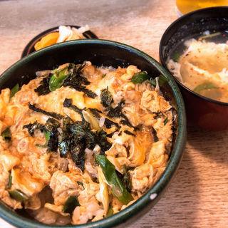玉子丼 (吸物付き)(力餅 小坂店 )