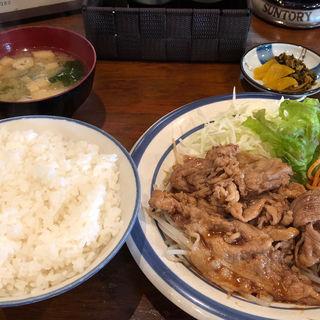 日替り定食(むちゃちゃ )