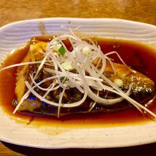 鯖味噌煮(京ダイニング 上七軒)