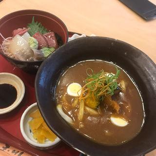 豊橋カレーうどんと二色丼(玉川 豊橋広小路本店 )