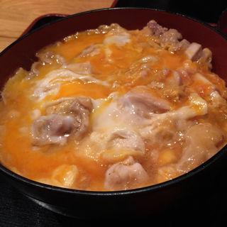比内地鶏親子丼(ほたる)