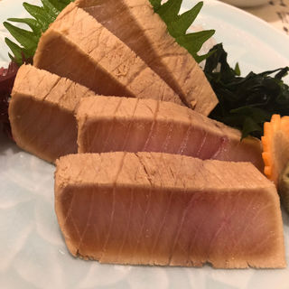 カジキ鮪のたまり醤油漬(鍛冶屋 文蔵 東武練馬店 )