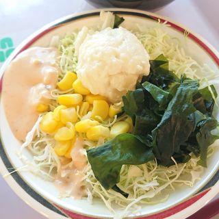 ポテト&コーンサラダ(東北大学工学部 あおば食堂 )